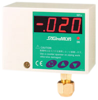 DIGITAL PRESSURE CONTROLS